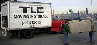 Seattle's Local Moving & Furniture Delivery Specialist